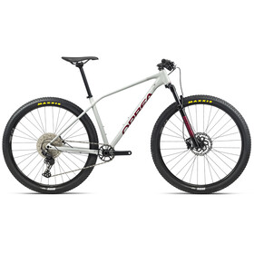 Orbea Alma H50, white/grey/metallic red